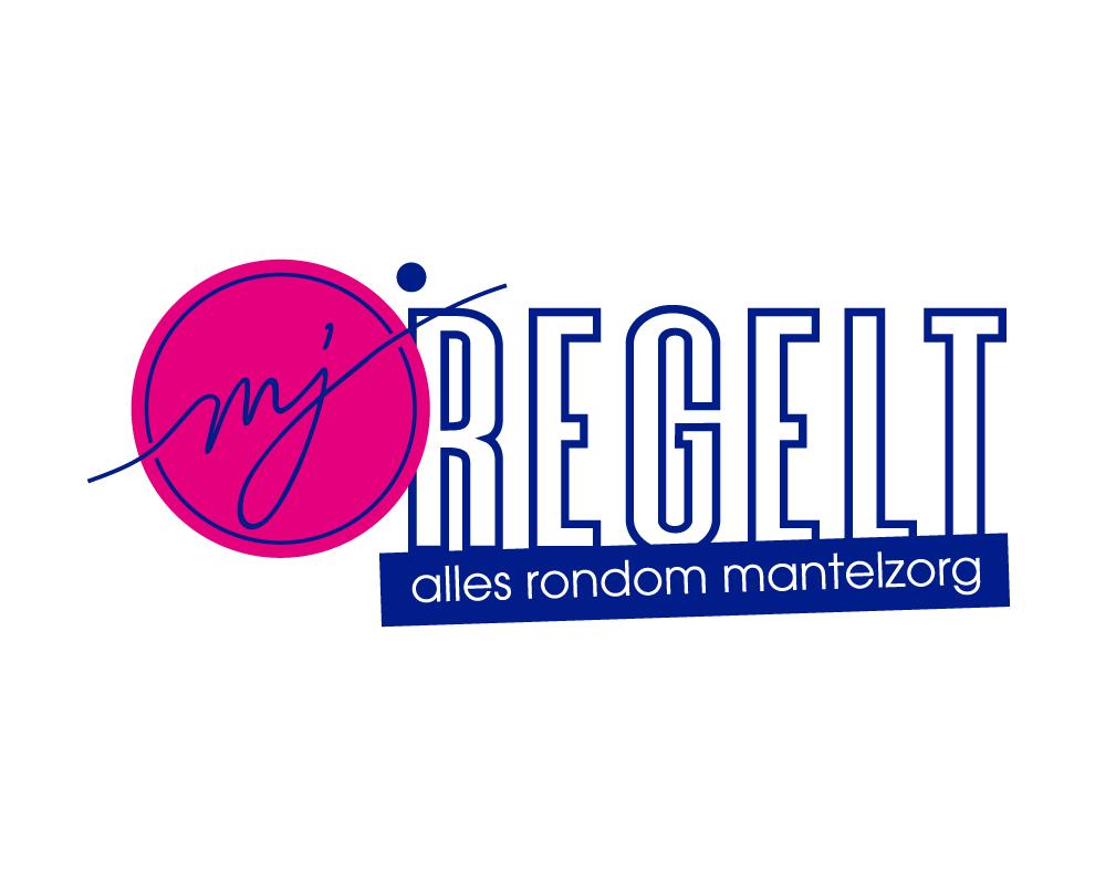 logo ontwerp voor MJ regelt ontworpen door Creabron