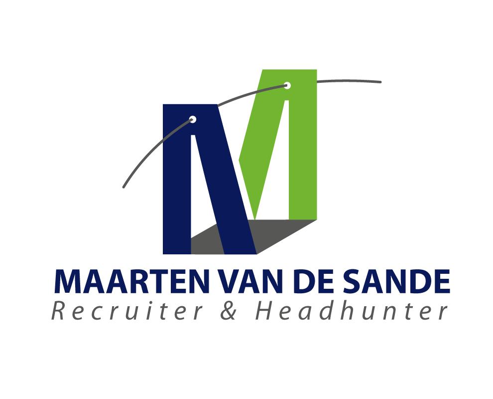 logo ontwerp voor Maarten ontworpen door Creabron