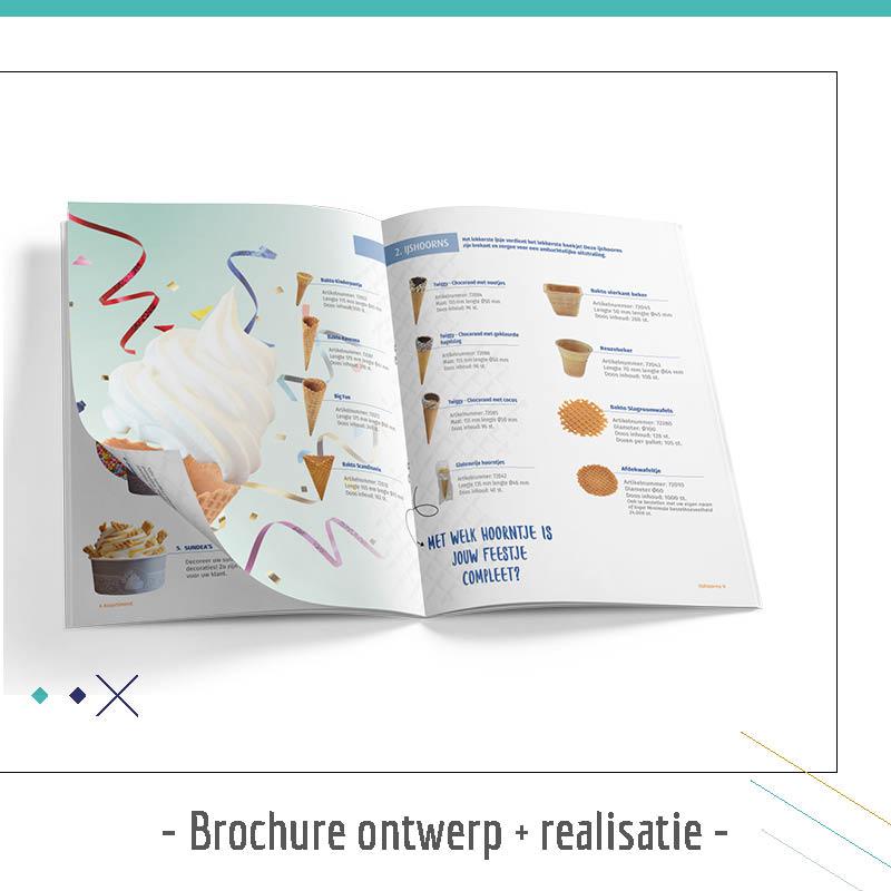brochure ontwerp reclame uiting creabron