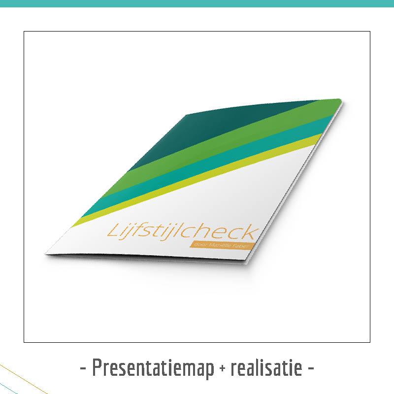 presentatiemap reclame uiting creabron